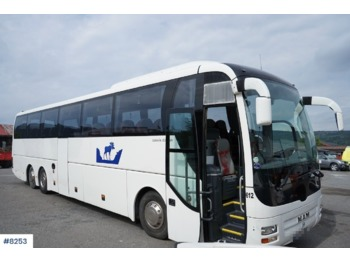 MAN Lion`s coach - autocar