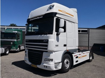 Cabeza tractora DAF FTP XF105-460 6x2 SuperSpaceCab - Euro5 - 2 tanks - 01/2020 APK
