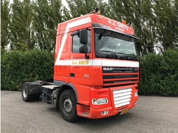 DAF FT XF105.410 Euro5 Manual - cabeza tractora