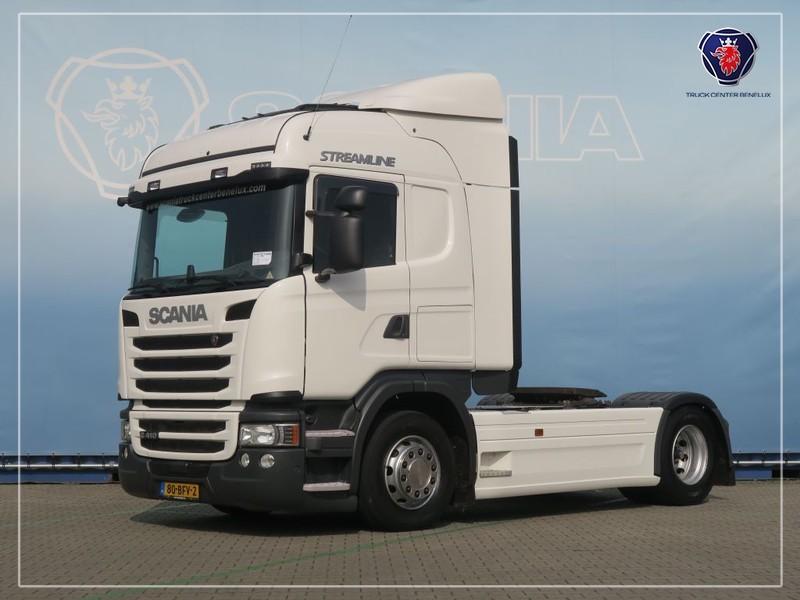 Scania G410 LA4X2MNB SCR ONLY