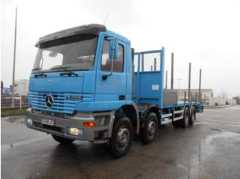 Camión plataforma MERCEDES-BENZ ACTROS, 2008 en venta - Truck1 - 3648045