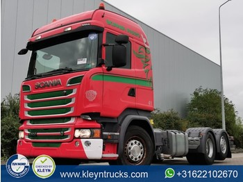 Chasis camión Scania R520 hl 6x2 9t front axle