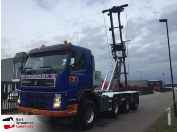 Terberg FM2000-T 8x8 manual kabelsysteem - multibasculante camión