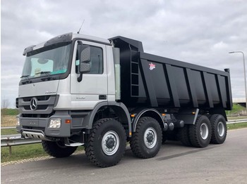 Mercedes-Benz Actros 4850(4150) AK 8x8 Heavy Duty Tipper Truck NEW/UNUSED - volquete camión