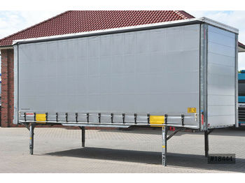 Wecon Jumbo 7.82, Grand Duke, Automobil, verzinkt.  - toldo carrocería