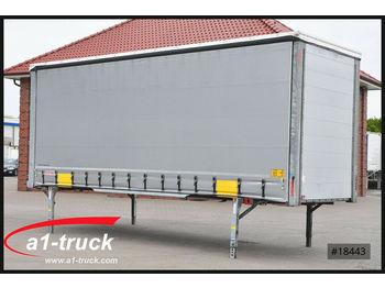 Wecon Jumbo 7.82, Grand Duke, Automobil, verzinkt  - toldo carrocería