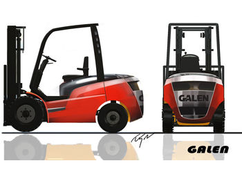 Horquillas GALEN ALL FORKLIFT ATTACHMENTS
