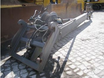 Volvo L120C jib attachment - implemento