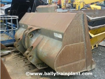 Volvo L120 Wheel Loader Bucket - implemento