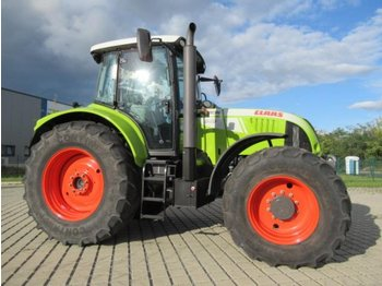 CLAAS ARION 640 - tractor agricola