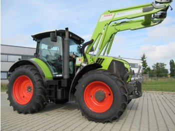 CLAAS Arion 650 CMatic - tractor agricola