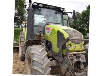 Claas ARION410 - tractor agricola