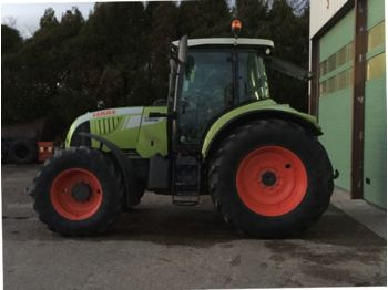 Claas ARION640 - tractor agricola