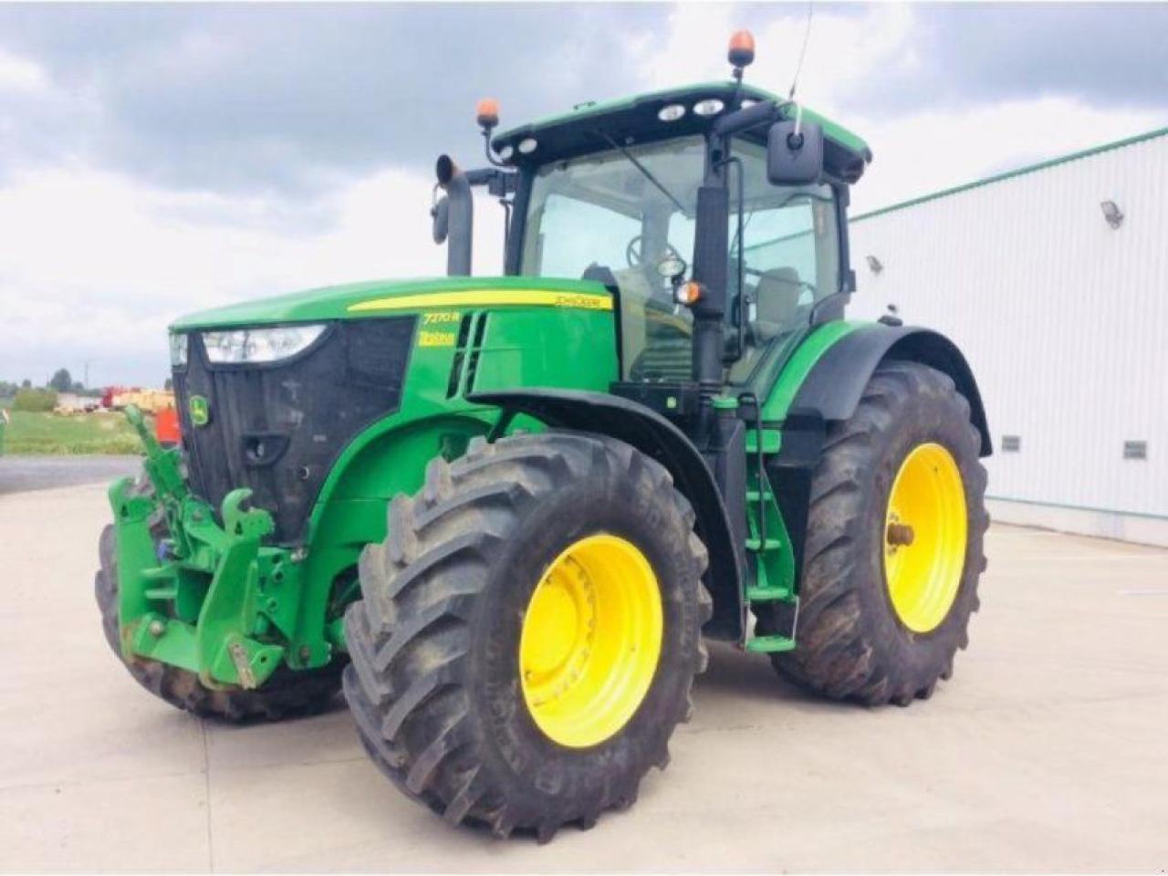 Tractor agricola John Deere 7270R, 2014, precio 110000 EUR en venta -  Truck1 - 3906259