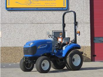 New Holland Boomer 25 - tractor agricola