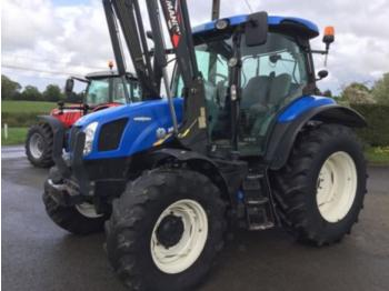 New Holland T6.140 AutoCommand - tractor agricola
