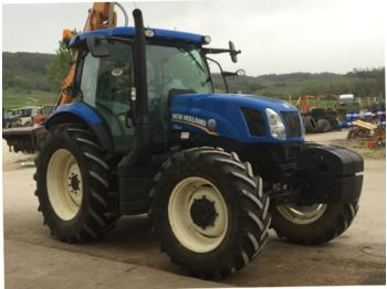New Holland T6.165 - tractor agricola