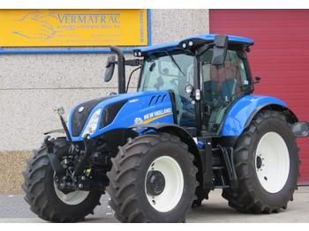 New Holland T6.180AC  - tractor agricola