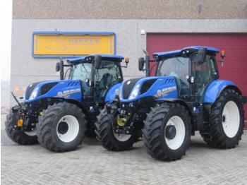 New Holland T7.210AC - tractor agricola