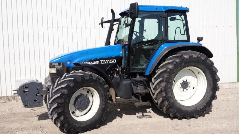 Tractor agricola New Holland TM 150 — 1694637