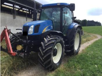 New Holland T 6020 - tractor agricola