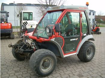 Reformwerke Wels H6X, Bj. 2010, 3320 BH, Bergschlepper, Hang, Top  - tractor agricola