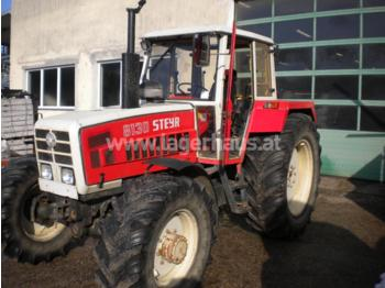 STEYR 8130 SK1 - tractor agricola