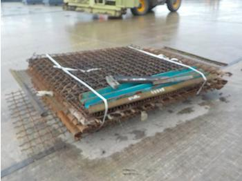 Pallet of Screener Mesh - cribadora