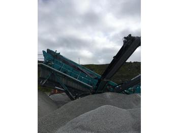 Cribadora Powerscreen Chieftain 2200