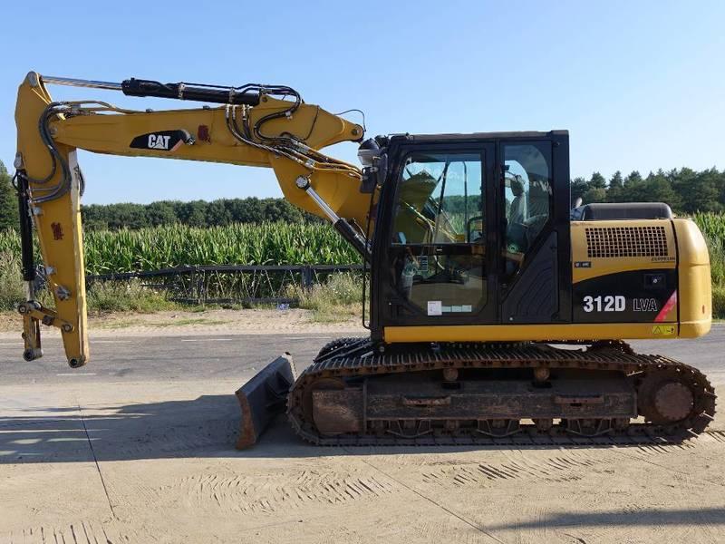 ba56242d635 Excavadora de cadenas CAT 312 D , 2010, precio 39500 EUR en venta ...