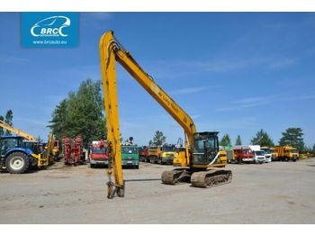 JCB JS 130HD Long reach - excavadora de cadenas