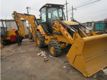 CATERPILLAR 420E - retroexcavadora