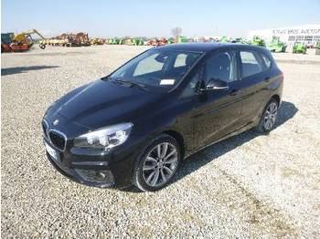 BMW 220D Active Tourer - coche