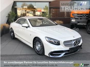 Maybach Maybach S650 Cabrio/Limitiert one of 300/sofort  - coche