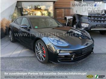 "Porsche Panamera Turbo/Sport Design/21""/LED-Matrix/Carbo  - coche"
