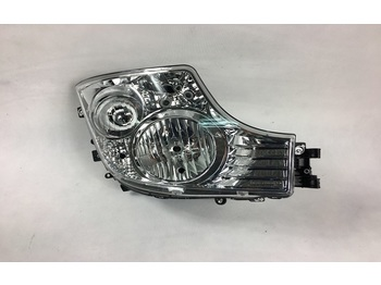 Faro delantero MERCEDES ACTROS MP4 HEADLAMP RIGHT with day lamp 9608200539