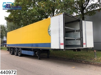 Caja cerrada semirremolque Schmitz Cargobull gesloten bak Front and back doors, Front and rear loader, Disc brakes