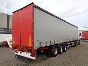 TURBO'S HOET 3AT + 3 axle + COIL - toldo semirremolque
