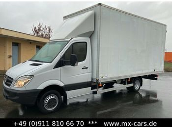 Mercedes-Benz Sprinter 516 Möbel Maxi 4,97 m. 27 m³ No. 316-1  - furgoneta