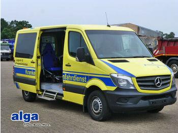 Ambulancia Mercedes-Benz Sprinter 319 CDI V6 Complete